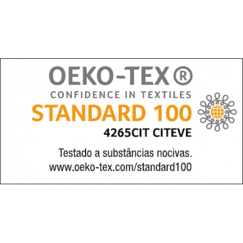 Certificado STANDARD 100 by OEKO-TEX®